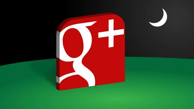 Todo lo que necesitas saber sobre el cierre de Google+