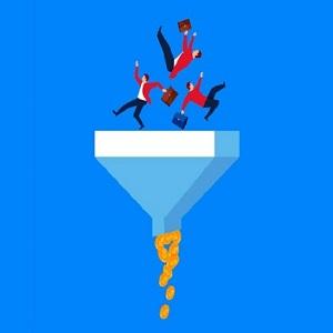 En esta guía, le mostraré cómo aplicar esta lógica para diseñar un funnel (embudo) de marketing para un negocio de Software como Servicio (SaaS). Cubriremos