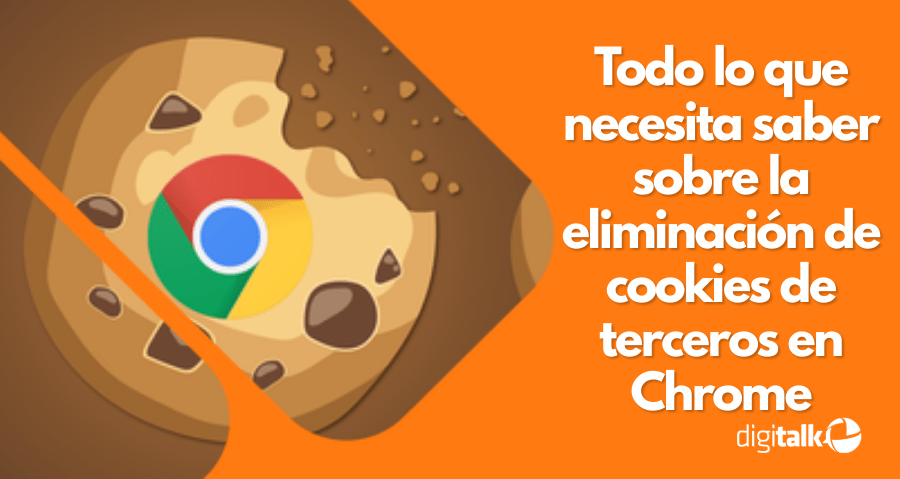eliminacion de cookies chrome