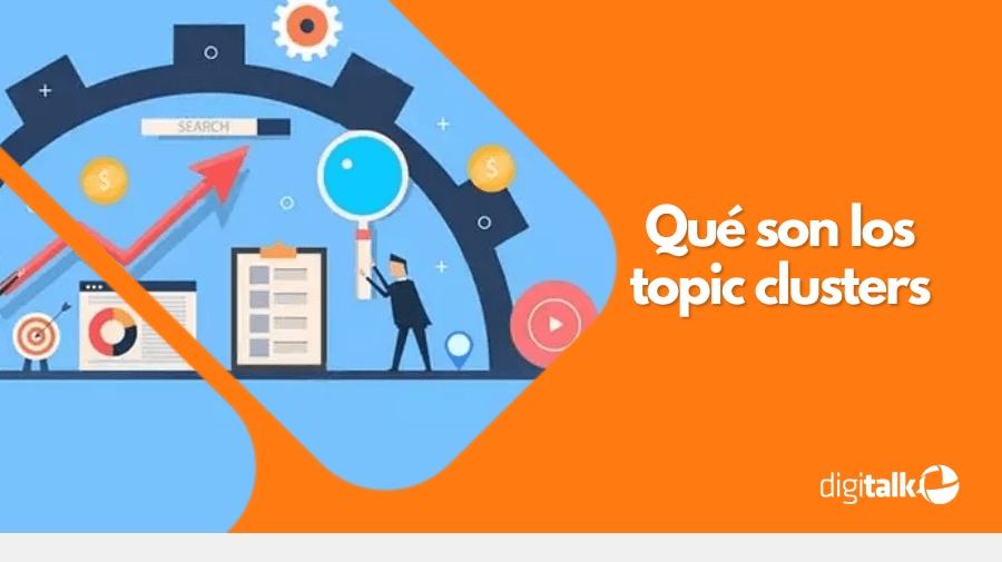 Qué son los topic clusters